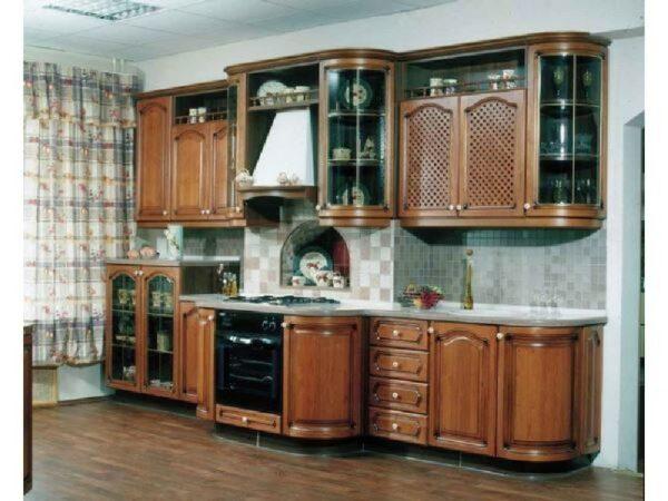 Кухня классическая Энжи
