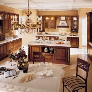 Кухня классическая Дилган