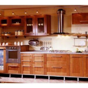 Кухня классическая Дина