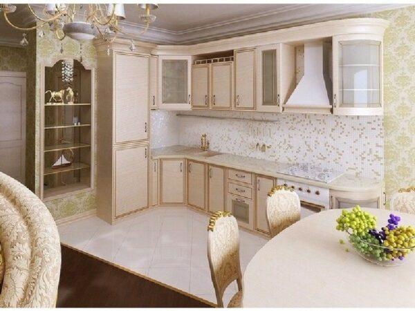 Кухня классическая Юлия