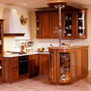 Кухня классическая Коломбо