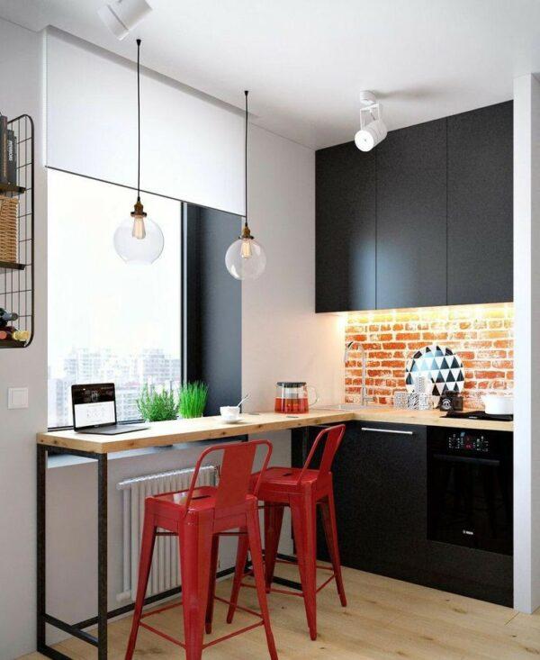 Кухня лофт Флай