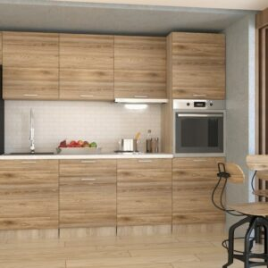 Кухня лофт Динвар