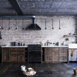 Кухня лофт Марвин