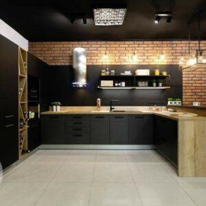 Кухня лофт Генезис
