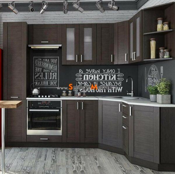 Кухня лофт Мадена