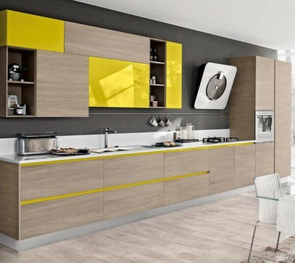 Кухня стильная Гамора