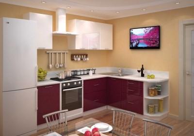 Кухня стильная Серия