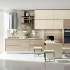 Кухня стильная Карина
