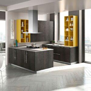 Кухня стильная Виолан