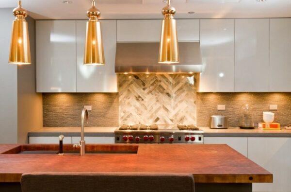Кухня стильная Алексис