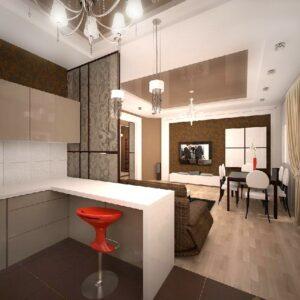 Кухня студия Дивайн
