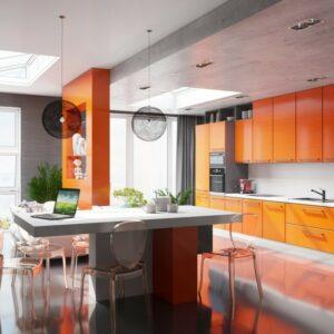Кухня студия Волар