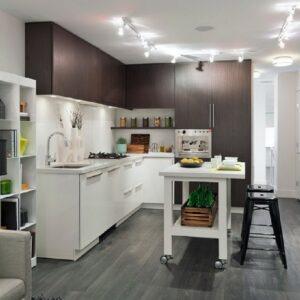 Кухня студия Браста