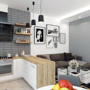 Кухня студия Лазанья