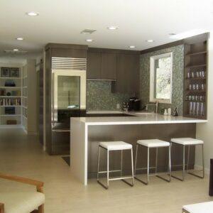 Кухня студия Перси