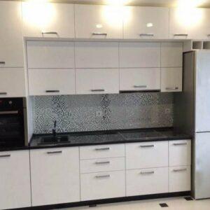 Кухня белая Ремми