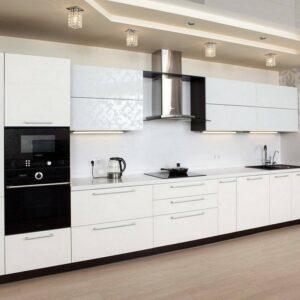 Кухня белая Катарина