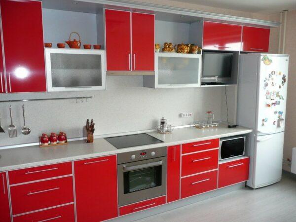 Красная кухня Салли