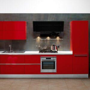 Красная кухня Маргана