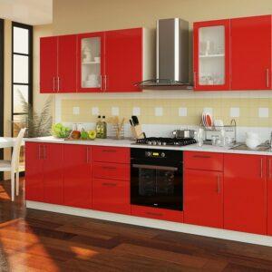Красная кухня Руна