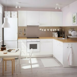 Кухня белая Аллегра