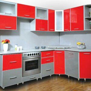 Красная кухня Марта