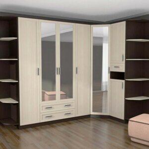 Распашной шкаф Каталина