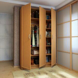 Распашной шкаф Мира